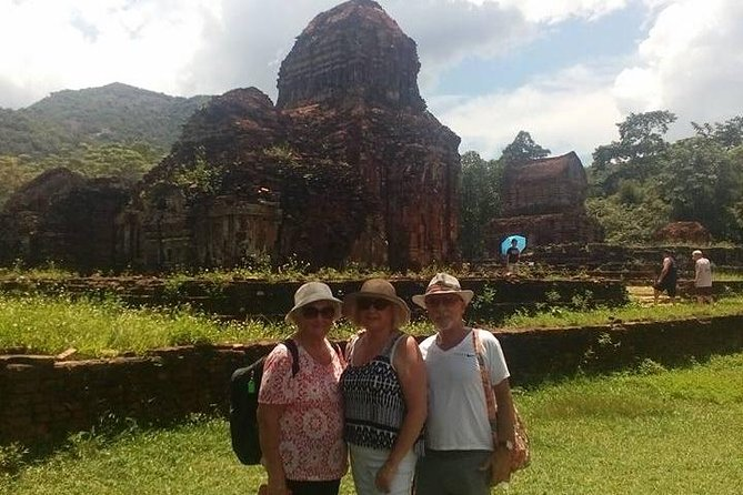Private My Son Holyland Tour and Come Back by Private Boat Depature from Hoi An