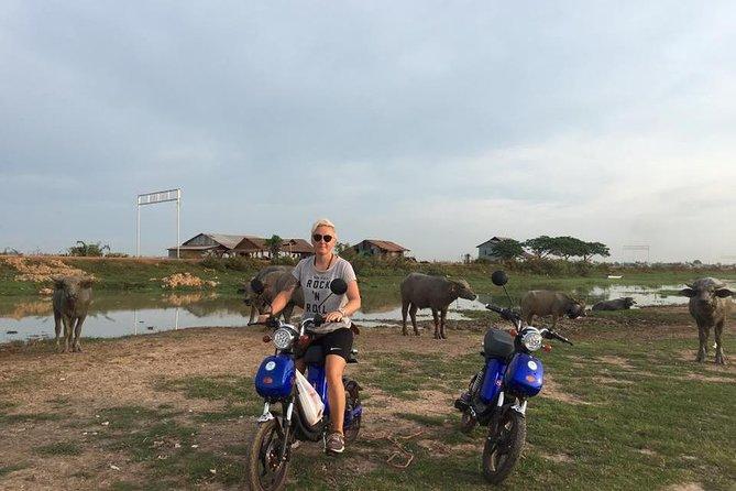 SIEM REAP E-BIKE HALF-DAY COUNTRYSIDE (25-30 km)