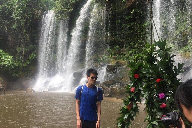 Phnom Kulen National Park 1-Day Tour