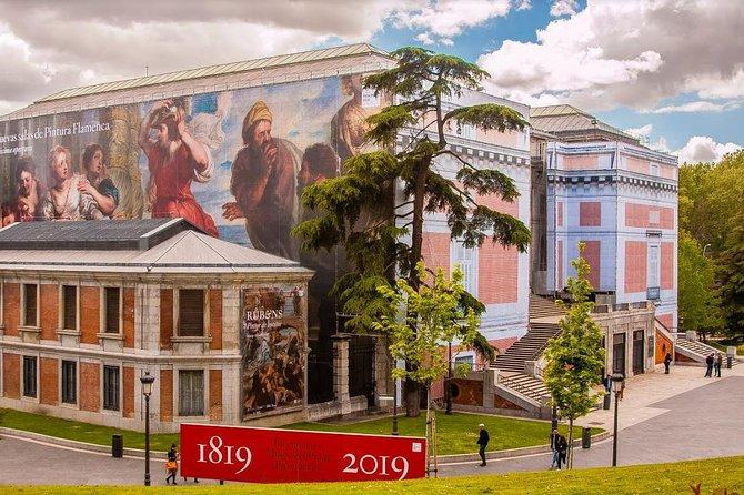 Prado Museum Expert Guided Tour with skip-the-line and optional Tapas Tasting