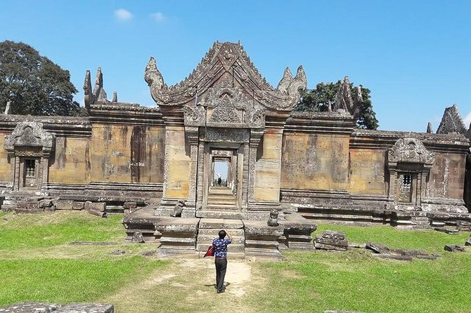 Private Tour to Preah Vihear Temple