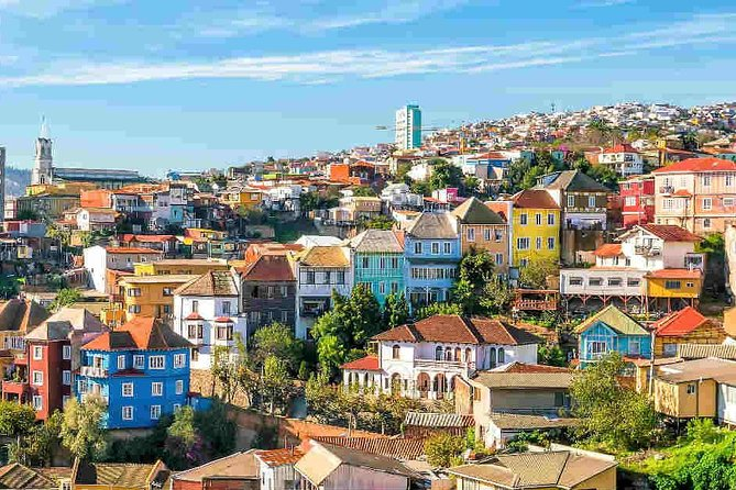 Private Full Day Guided Trip to Valparaíso & Viña del Mar from Santiago