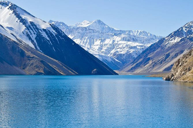 Private Day Trip to Cajón del Maipo & El Yeso Dam from Santiago Picnic Included