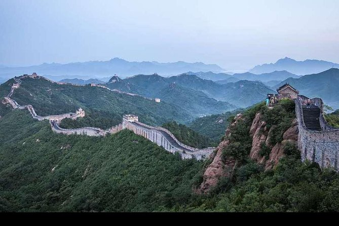 Private Trip to Jinshanling Great Wall with English Speaking Driver