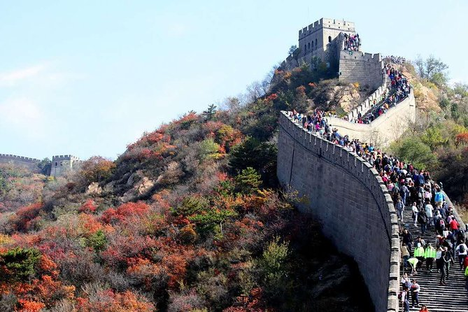 Private Trip to Badaling Great Wall with English Speaking Driver
