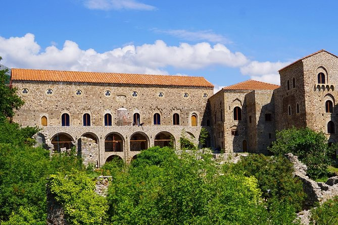 Ancient Sparta & Mystras Private Day Tour from Athens