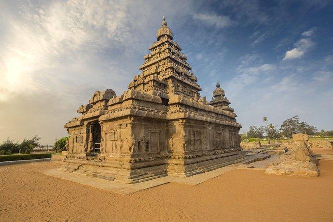 Tour of Mamallapuram from Chennai