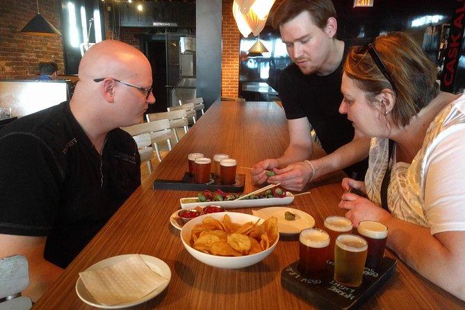 Uncork Saint John Food and Drink Tour