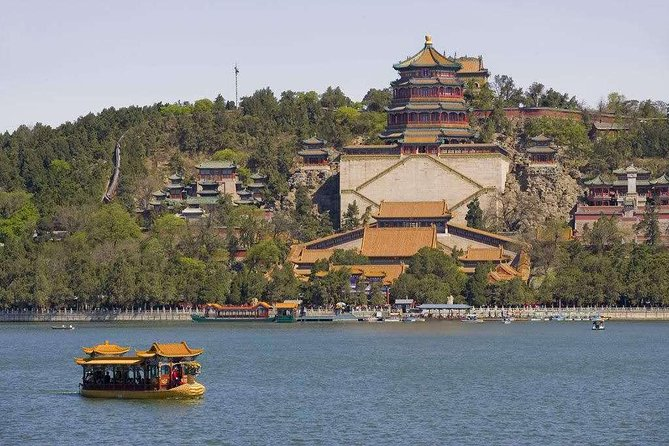 7-8 hours layover tour to Tiananmen Squre and Forbidden City & Summer Palace