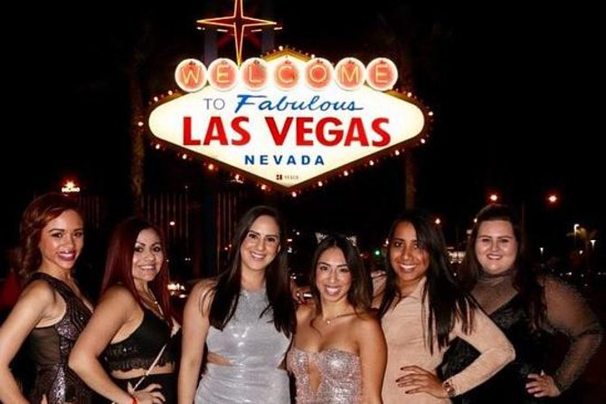 Las Vegas Party Motto