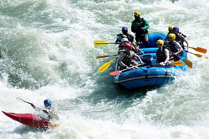 Trishuli River Rafting Day trip By Private Vehicle