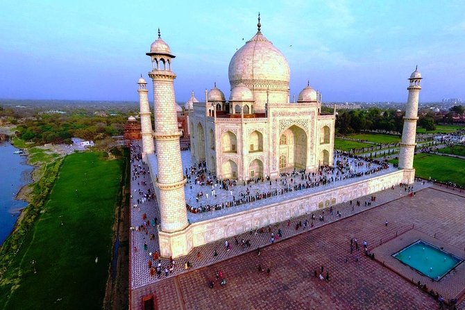 Private 1 Day Taj Mahal Agra Tours