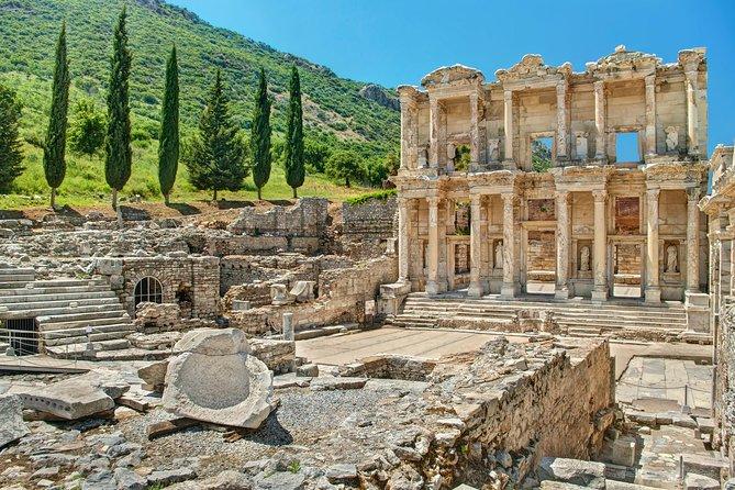 Ephesus and House of Mary from Kusadasi Cruise Port