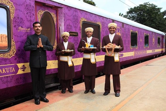 Persoonlijk 1-daagse tour Taj Mahal Luxe tour per trein vanuit New Delhi