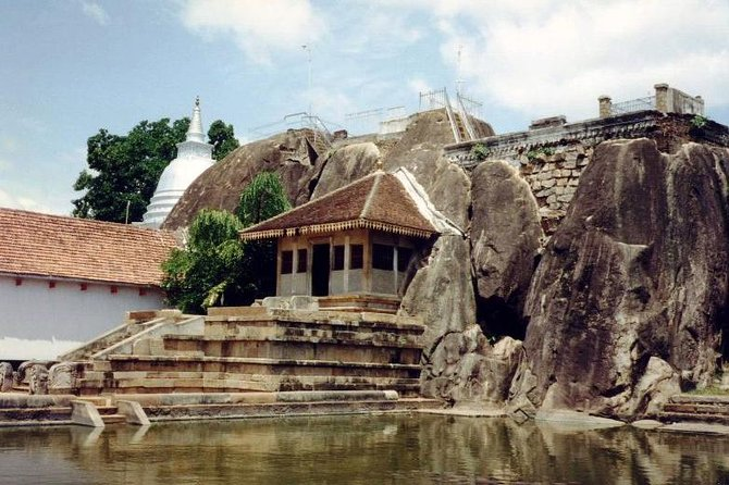 Day Excursions to UNESCO City ANURADHAPURA from Negombo