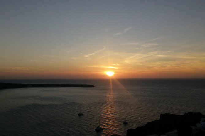Oia Sunset and Fira By Night Half Day Small Group Tour