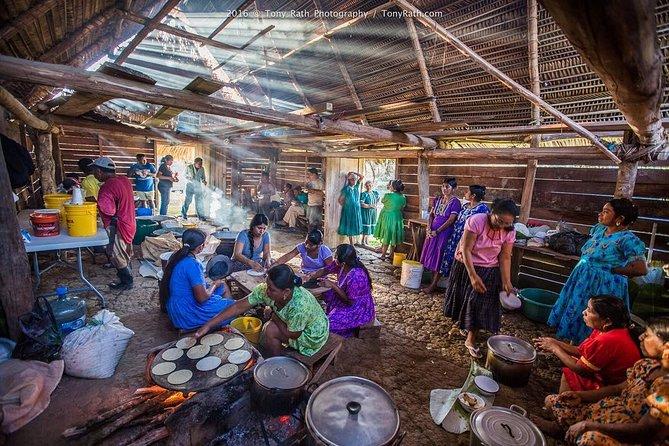 Mayan Village Tour