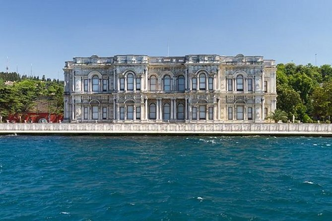 Beylerbeyi Palace & Camlica Hill Half Day Afternoon Tour