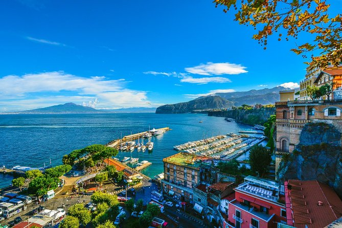Sorrento, Positano, Amalfi and Ravello from Naples - Low Cost
