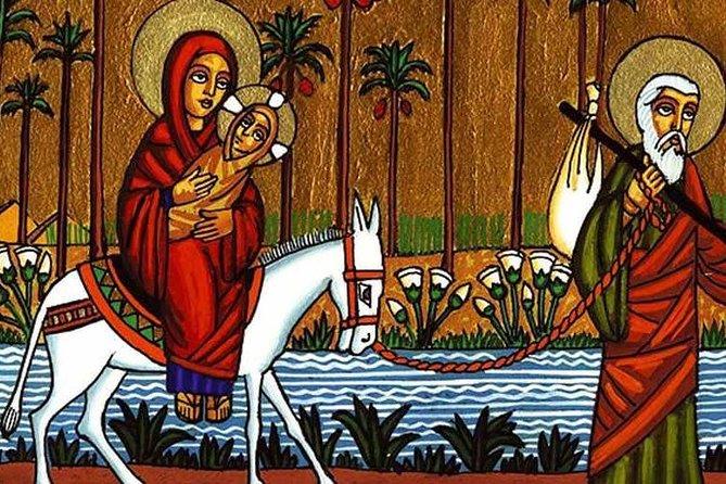 Wadi Natroun The holy family trip
