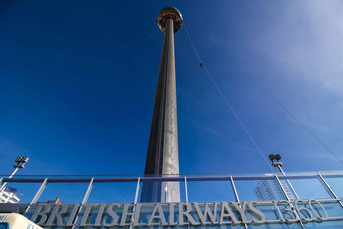 iDrop på British Airways i360