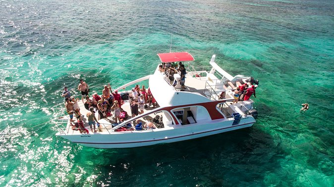 Party Boat Cruise from Punta Cana