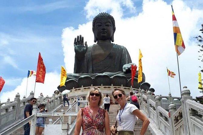 Private tour Lantau Island - Big buddha and Tai O Village