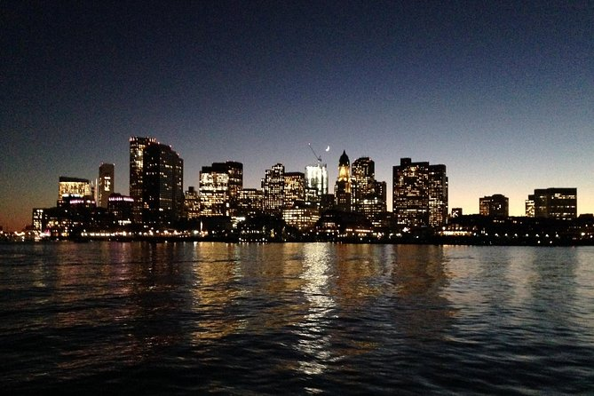 Boston Harbor Night Cruise