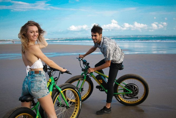 Nusa Dua Pandawa Beach E-Bike Half Day Tour (optional) Aquamedic Therapy Spa
