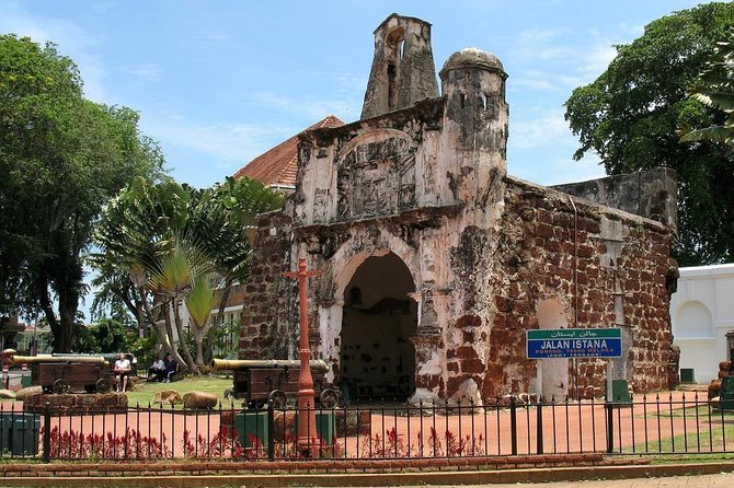 Guided Full-Day Heritage Malacca Tour from Kuala Lumpur