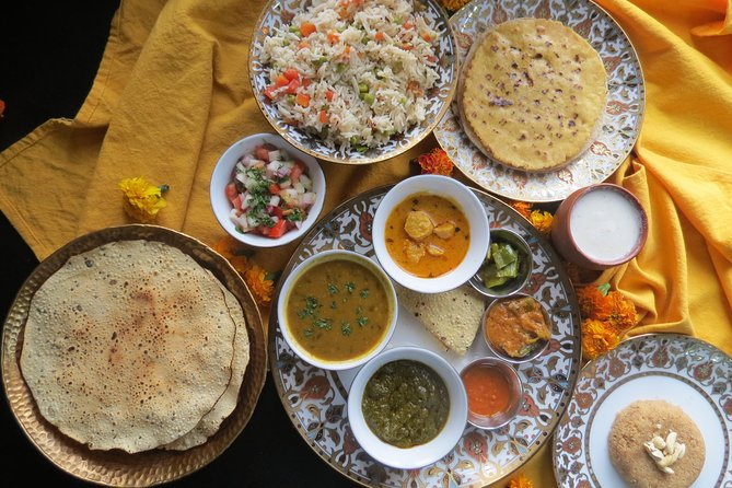 Learn the art of Rajasthani cuisine : Cook and Dine with a local in Jaipur