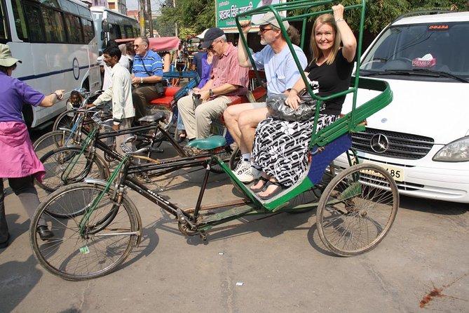 Varanasi Pedal Rickshaw Tours