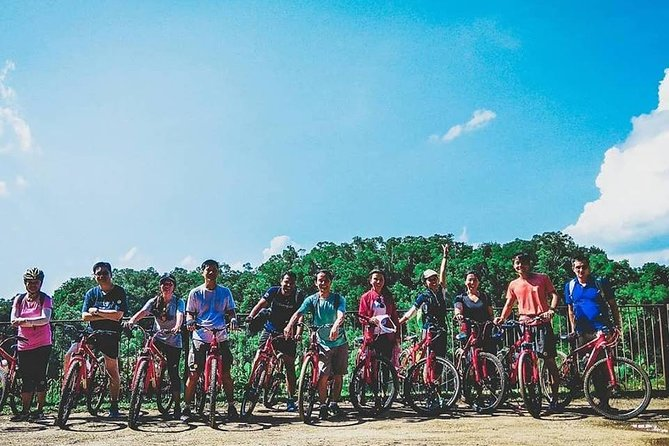 Ubin Bike Trail Adventure
