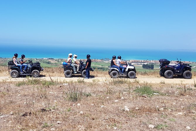 Agrigento Countryside Off-Road Quad Bike Trip from Ribera