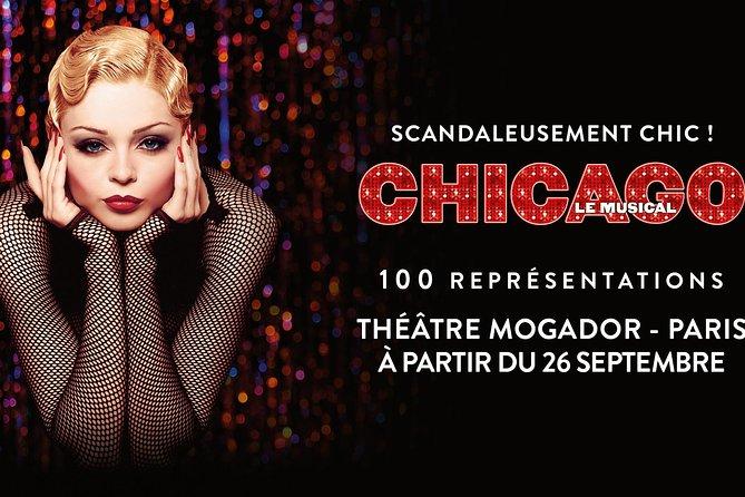 CHICAGO The Musical bij Theater Mogador in Parijs