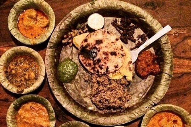 Dine with locals in Delhi