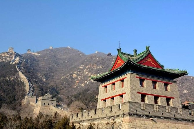 All inclusive Beijing Juyongguan Great wall and Ming Tombs with Sacred way tour