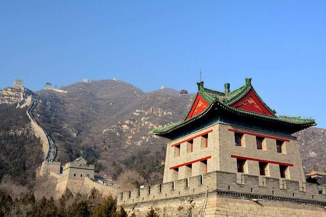 All inclusive Beijing Juyongguan Great wall and Summer Palace private tour