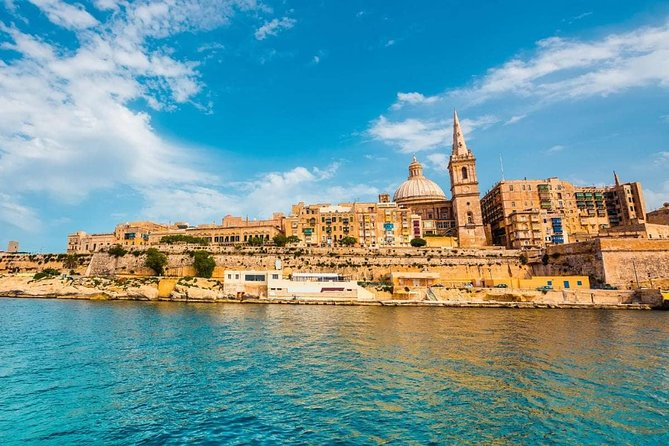 Private 8 hour tour to Valletta, Marsaxlokk & Mdina from Valletta (Hotel-cruise)