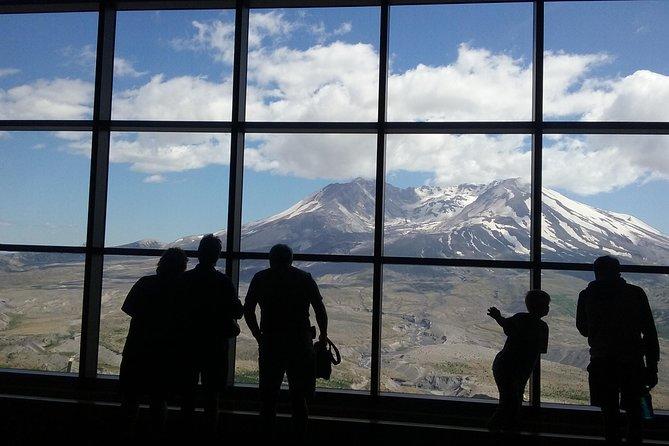 Mount St. Helens Full Day Trip