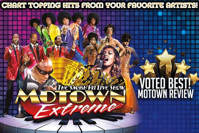 Motown Extreme Ticket at OYO Hotel and Casino