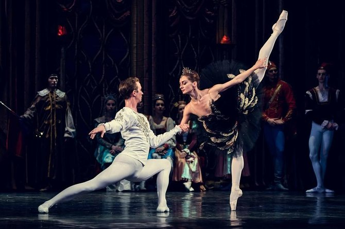 Hermitage Theatre - Swan Lake Ballet with Transfer
