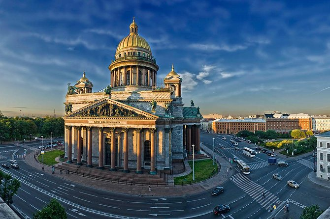 Private Shore Excursion - 2 Days in St Petersburg