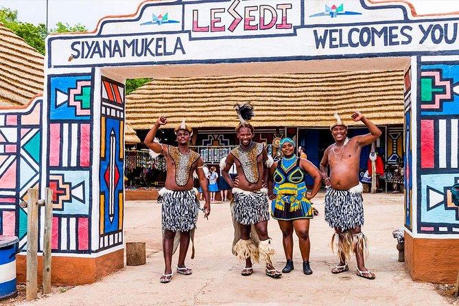 Lesedi Cultural Village - Half Day Tour