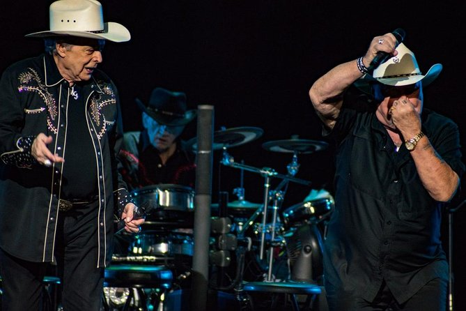 Mickey Gilley and Johnny Lee: 40th Anniversary Urban Cowboy Show in Branson