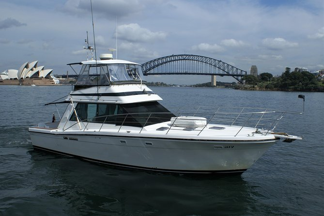 Boat Hire Sydney Harbour