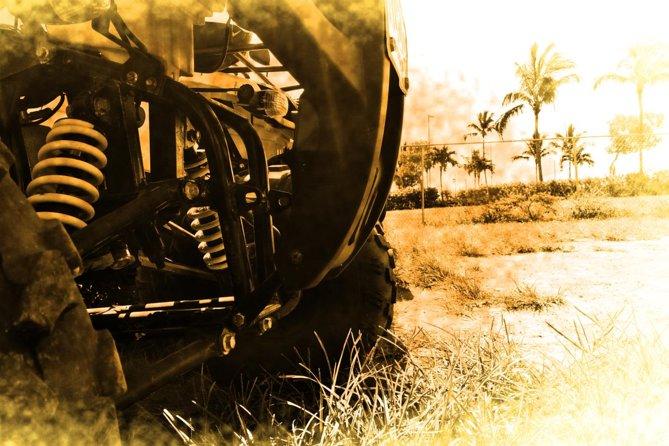 Private ATV aanpasbare tour