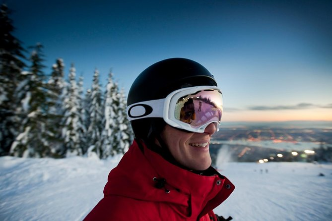 Grouse Mountain Night Snow Lift Ticket