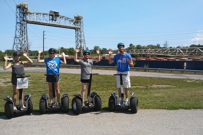 Segway Tour along the Welland Canal 2h