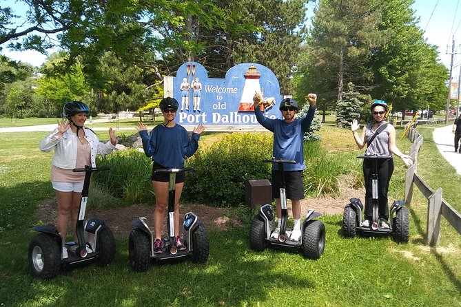 Guided Port Dalhousie Segway Tour